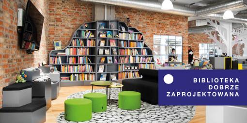Biblioteka dobrze zaprojektowana - dołącz do nas!