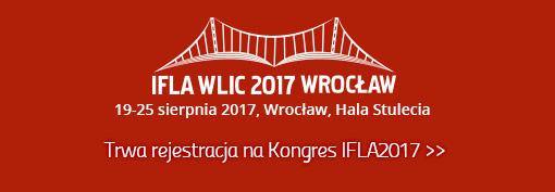 Rejestracja na Kongres IFLA2017