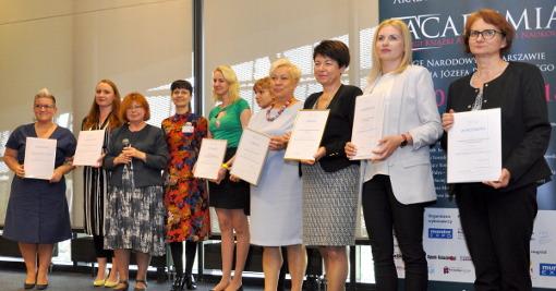 Wręczenie nagród w konkursach SBP za 2017 rok