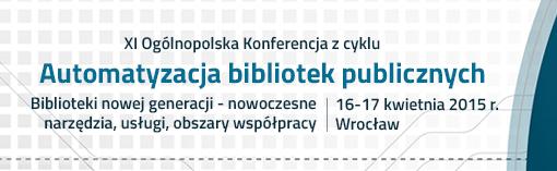 Konferencja - Automatyzacja bibliotek publicznych