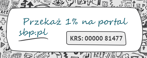 1 procent dla portalu sbp.pl