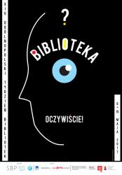 plakat: Tydzień bibliotek