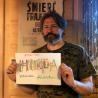 #biblioteka - pisarz Grzegorz Kalinowski