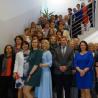 Spotkanie bibliotekarzy w ramach Bibliotecznej Ligi Powiatowej  w Czarnej Białostockiej