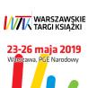 10. Warszawskie Targi Książki, 23-26 maja 2019r.