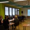 Spotkanie bibliotekarzy w MBP w Bielsku Podlaskim