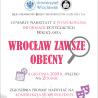 Wrocław zawsze obecny - otwarte warsztaty online